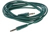 A-100C200 Cable 200cm green