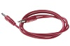 A-100C80 Cable 80cm red