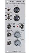 A-112 Sampler / Wavetable Module