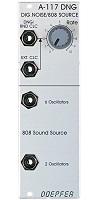 Doepfer A-117 Digital Noise / Rnd Clock / 808 Sound Source