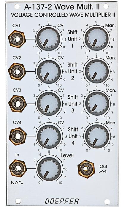 Doepfer A-137-2 Wave Multiplier II