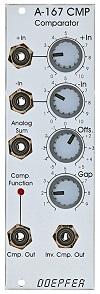 A-167 Analog Comparator
