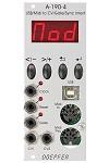 Doepfer A-190-4 USB/MIDI-to-CV/Gate/Sync Interface