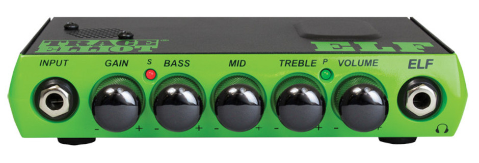 Trace Elliott ELF Bass Head