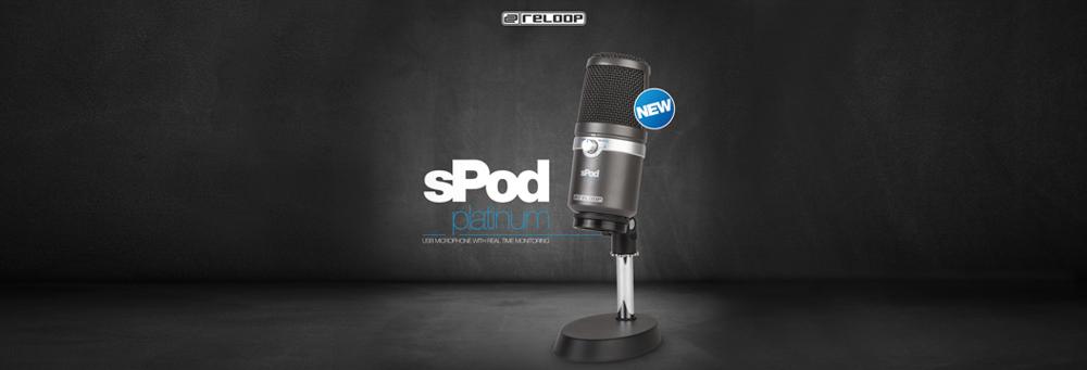 Reloop Spod Platinum
