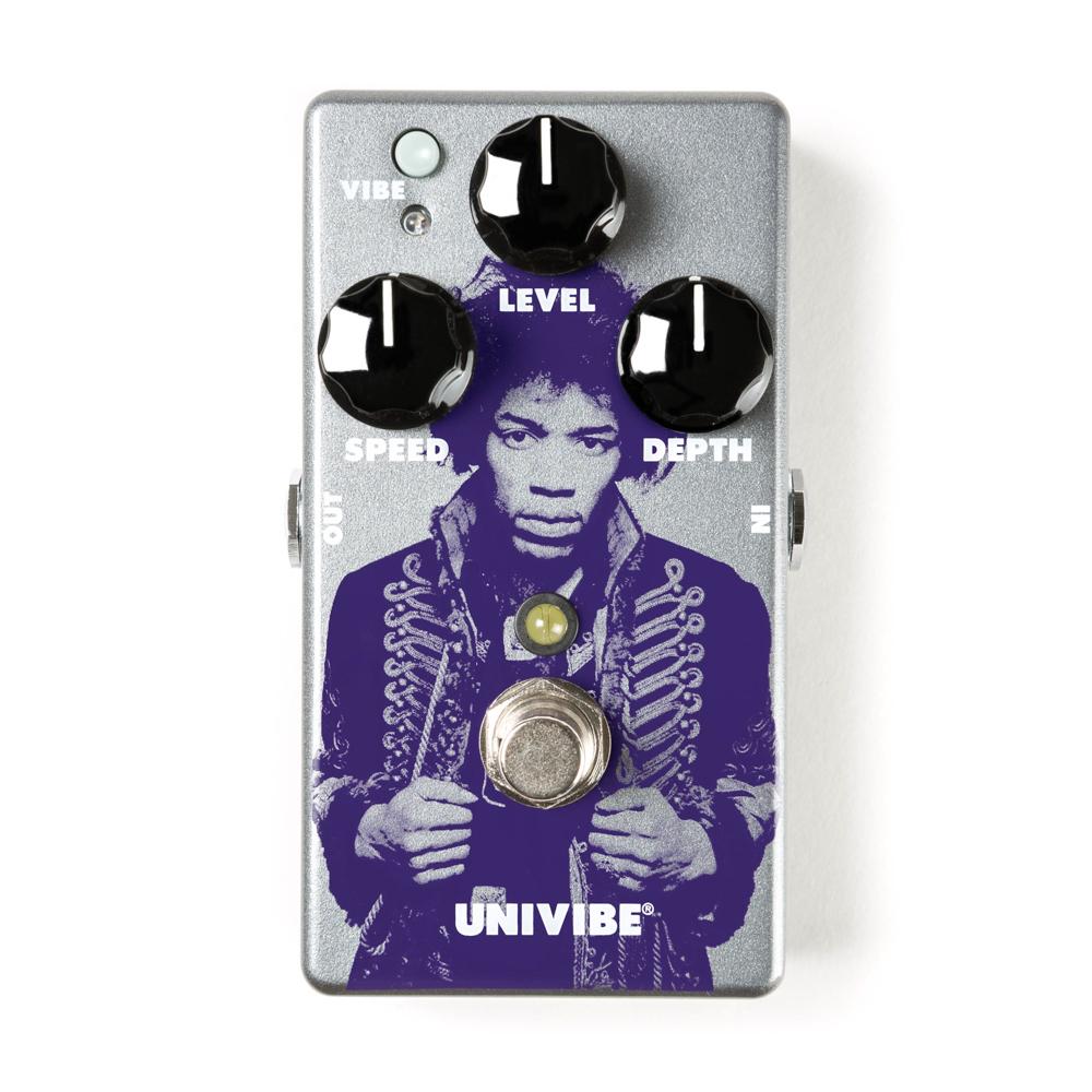 Dunlop MXR JHM7 JimiHendrix UNIVIBE Chorus/Vibrato