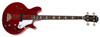 Epiphone Jack Casady Bass Ltd Ed 20th Anniversary Wine Red