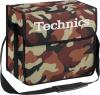 Zomo Technics DJ-Bag Camouflage Brown