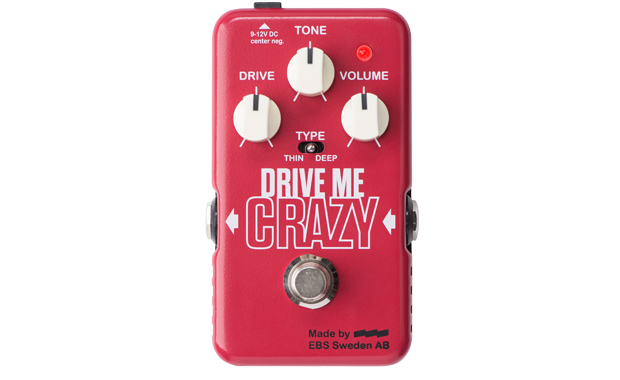 EBS Drive Me Crazy Blue Label