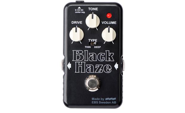 EBS Black Haze Blue Label