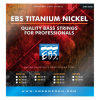 EBS Northern Light Titanium Nickel 025