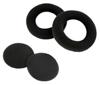 DT1770 Earpads Black leather pair