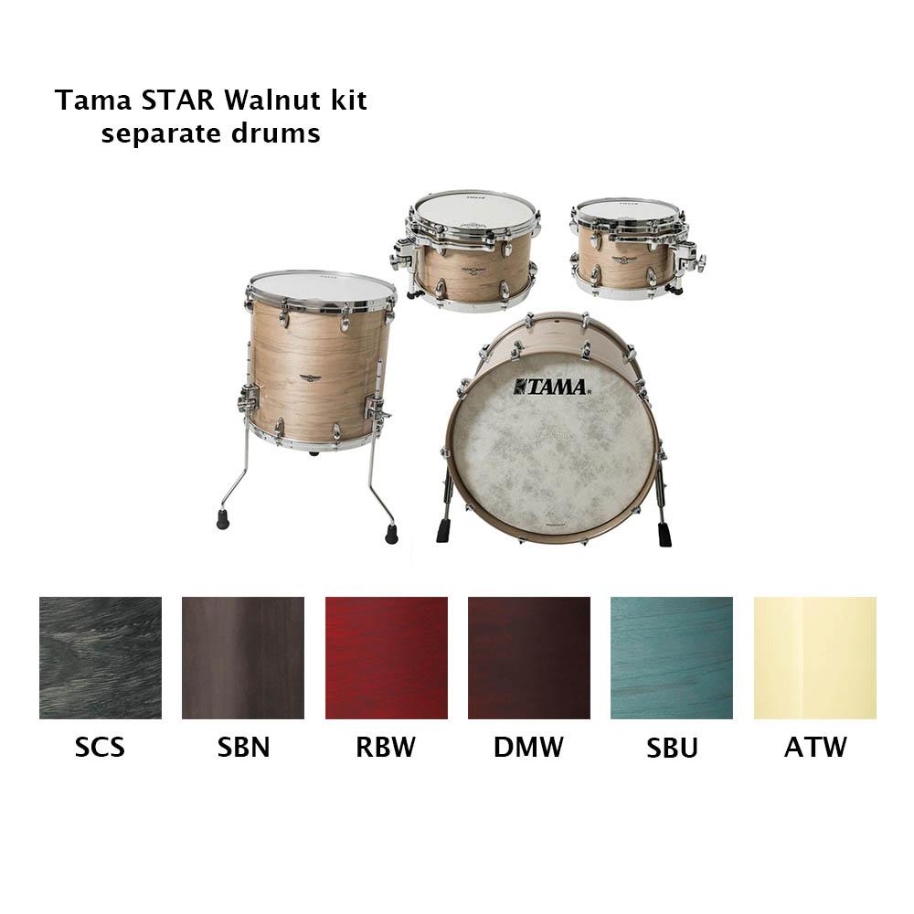 Tama TWT0807-RBW