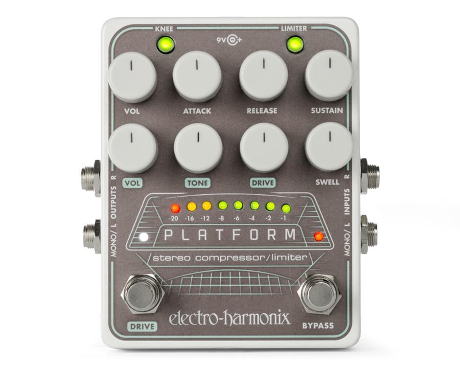 Electro Harmonix Platform Stereo-Compressor