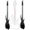 ESP  LTD/FRX-407/BLK/EMG