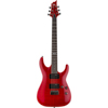ESP  LTD/H-101 Flame Maple See Thru Red
