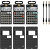 PO-30 pocket operator metal series super set