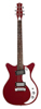 Danelectro 59X Guitar Dark Red