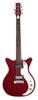 59X Guitar Dark Red