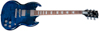 Gibson SG Standard HP 2018 Cobalt Fade with G-Force