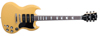 Gary Clark Jr. Signature SG Gloss Yellow