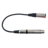 DAP Audio 6.3mm Fe MO (50 kilo-Ohm) > XLR Fe (600 Ohm)