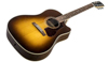 Gibson Hummingbird Supreme Avant Garde 2018 Rosewood Burst
