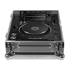 UDG Flight Case Multi Format CDJ/MIXER II Silver