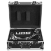 UDG Flight Case Multi Format Turntable Silver