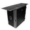 UDG Fold Out DJ Table Black Plus (Wheels)