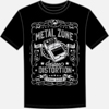 Roland MT2 CREW TSHIRT MD BLACK