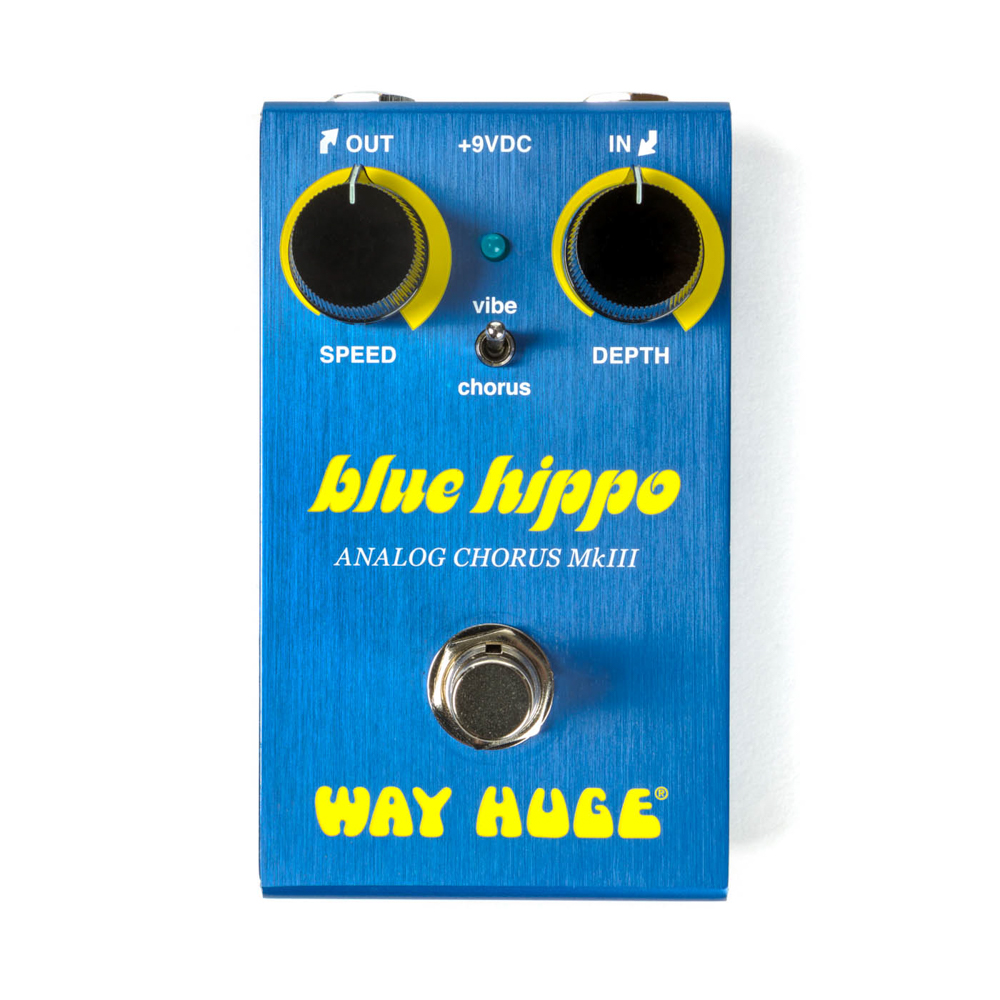 Dunlop Way Huge Smalls Blue Hippo Chorus