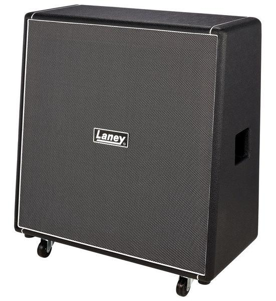 Laney Black Country Customs LA212 2x12 Cabinet