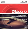 D'Addario EFT74