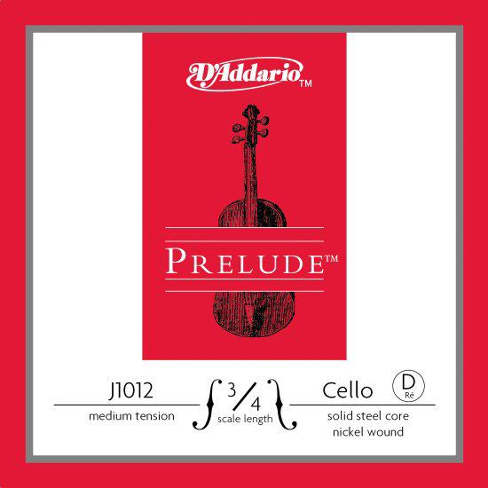 D'Addario J1012 3/4M