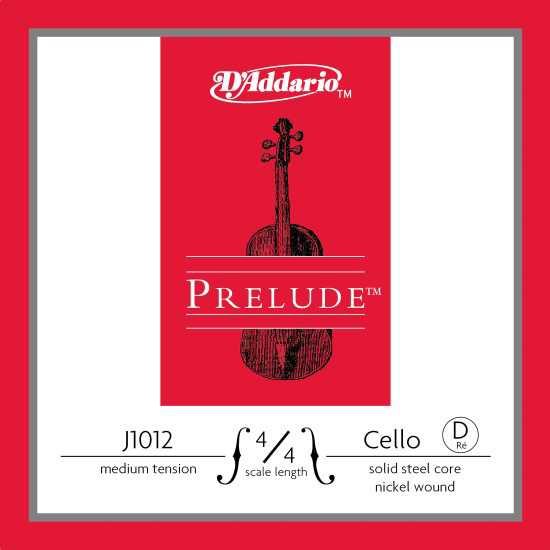D'Addario J1012 4/4M