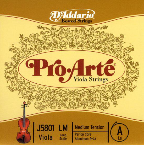 D'Addario J5801LM