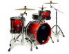 Mapex SV481XB-KLE 3-pc Shell Pack, Cherry Mist Maple Burl