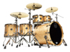 Mapex SV628XEB-MXN 5-pc Shell Pack, Natural Maple Burl