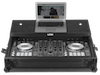 UDG Flight Case Pioneer DDJ-RR/SR/SR2 Black MK2 Plus Laptop Shelf