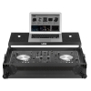 UDG Flight Case Pioneer XDJ-R1 Black MK2 Plus Laptop Shelf