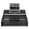 UDG Flight Case NI Traktor Kontrol S5/S4 Black MK2 Plus Laptop