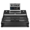 UDG Flight Case NI Traktor Kontrol S8 Black MK2 Plus Laptop shelf