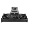 UDG Flight Case CDJ 2000/900 Nexus II Black MK2 Plus Laptop Shelf