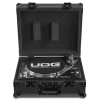 UDG Flight Case Multi Format Turntable Black MK2