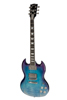 Gibson SG High Performance 2019 Blueberry Fade CF