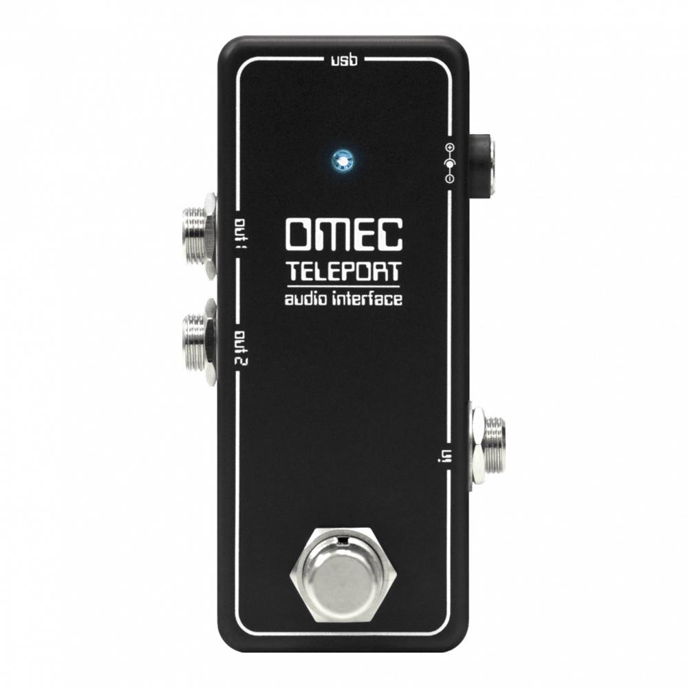 OMEC Teleport audio interface