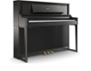 LX706 Digital Piano Charcoal Black