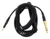 Audio-Technica M40X/M50X Curl Cord 3m BK