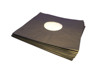 Simply Analog LP 12-inch Antistatic Inner sleeves black 25-pack